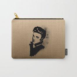 Elvis stencil portrait Carry-All Pouch