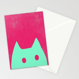 cat 660 Stationery Cards