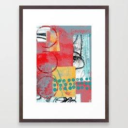 Jane Says 2 Framed Art Print