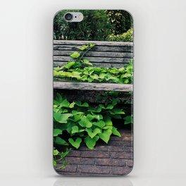 Overgrown iPhone Skin