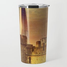 The Tower of London & The Shard Travel Mug