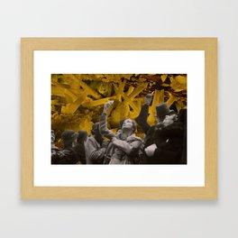 nostalgia parade Framed Art Print