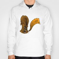 chewbacca Hoodies featuring Chewbacca by alexviveros.net