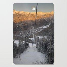 Telluride Colorado Cutting Board