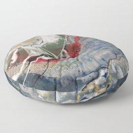 Metamorphosis Floor Pillow