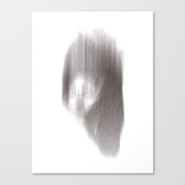 Algorithmic Portrait: Teriha Canvas Print