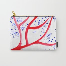blue fruits Carry-All Pouch
