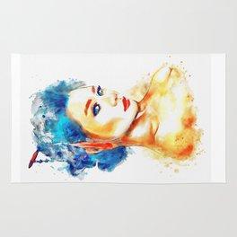 Geisha Girl Rug