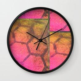 Oh Beehive! Wall Clock