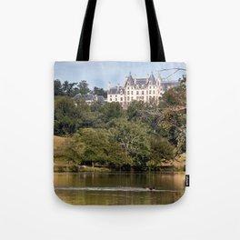Biltmore Castle Tote Bag