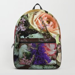 Bouquet of flowers Backpack