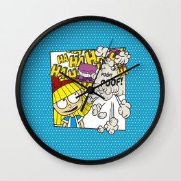 ha haha ha Wall Clock