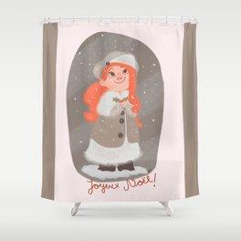 Christmas!!! Shower Curtain