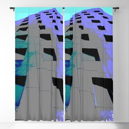 Gehry-Tower Blackout Curtain