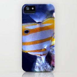 Tropical Fish iPhone Case