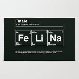 FeLiNa #2. Rug