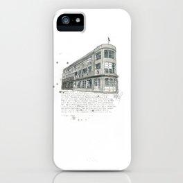 1 Market Lane iPhone Case