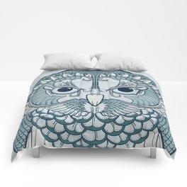 Owlustrations 1 Comforters
