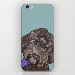 Maddie the Doodle iPhone Skin