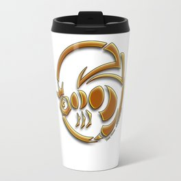 Queen Bee - The crest of Tracy Queen Travel Mug