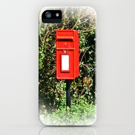 Royal mail iPhone Case