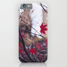Blood Red Autumn Slim Case iPhone 6s
