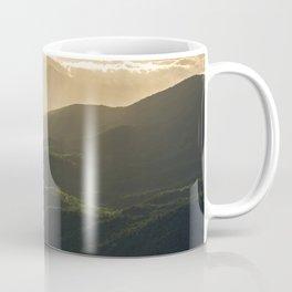 Sunrise in North Georgia Mountains 4 Coffee Mug