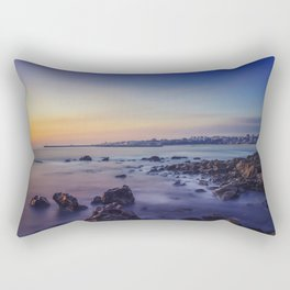Sunset by the Sea Rectangular Pillow