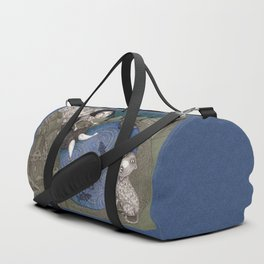 The Fish Pond Duffle Bag