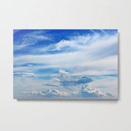 Open Sky Metal Print