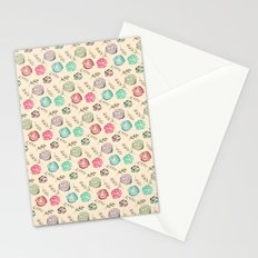 Watercolour Tiny Roses Stationery Cards