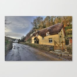 Old Maids Cottage  Canvas Print