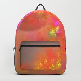 Give your light to the world! Backpack