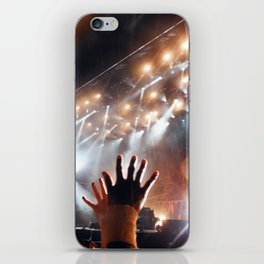 Music Scene - Leeds Festival 2013 - Biffy Clyro iPhone Skin