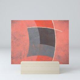 Chalk Risk 1 Mini Art Print
