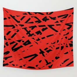 ABSTRACT PRINT 87 Wall Tapestry