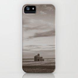 Grain Elevator 24 iPhone Case