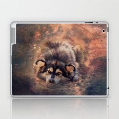 Bright-eyed dreamer Laptop & iPad Skin