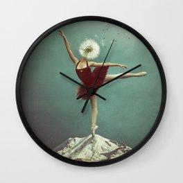 Destino Wall Clock