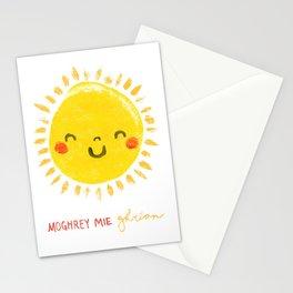 Moghrey Mie Ghrian Stationery Cards
