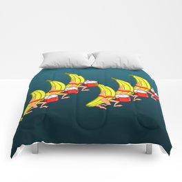 Banana Marching Band Comforters