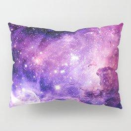 Galaxy Nebula Purple Pink : Carina Nebula Pillow Sham