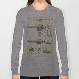 Repeating Firearm-1856 Long Sleeve T-shirt