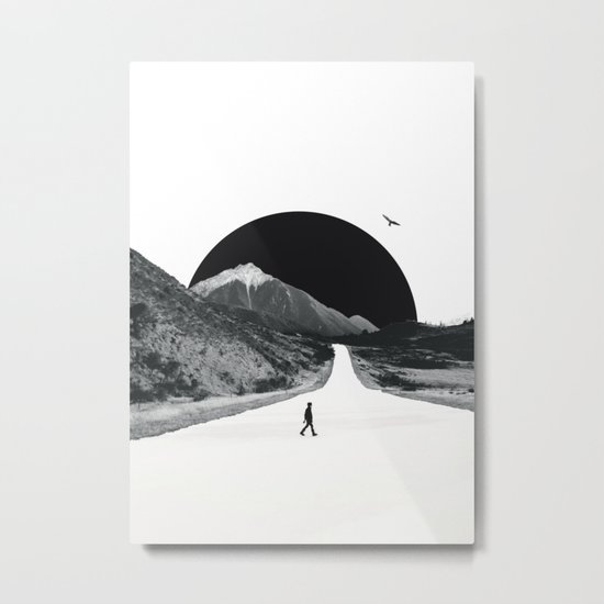 ROAD 4 Metal Print