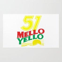 51 MELLO YELLO Rug