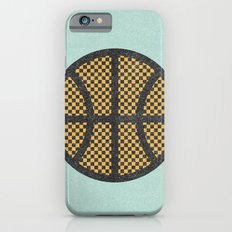 Op Art Basketball. Slim Case iPhone 6s