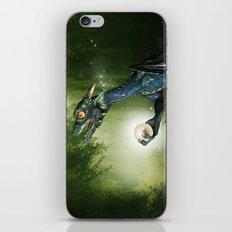 Baby Dragon iPhone & iPod Skin