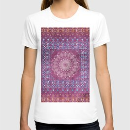 Old Bookshop Magic Mandala T-shirt