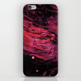 NOTHERN LIGHTS iPhone Skin