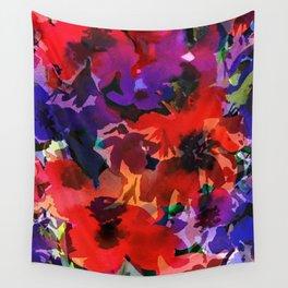 Plenty Poppies Wall Tapestry